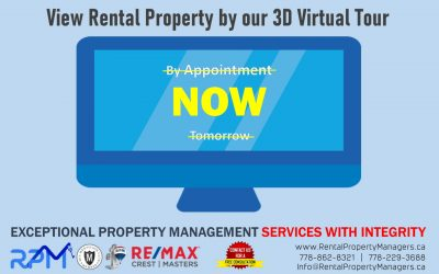 Get Your Property Rented Faster with 3D Virtual Showing