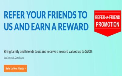 Launch Refer-a-Friend Program