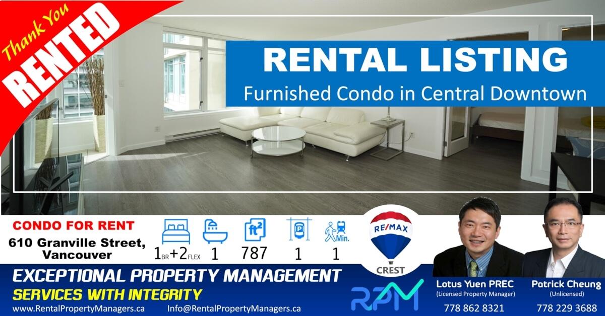 RentalPropertyManagers.ca-Rented-610 Granville Street-OTP004