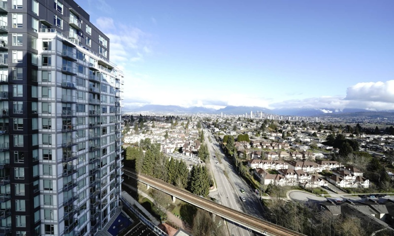 #2xxx-5515 Boundary Road, Vancouver, 1 Bedroom Bedrooms, ,1 BathroomBathrooms,Condo,Rented and Being Managed,Wall Center Central Park,#2xxx-5515 Boundary Road, Vancouver,1037