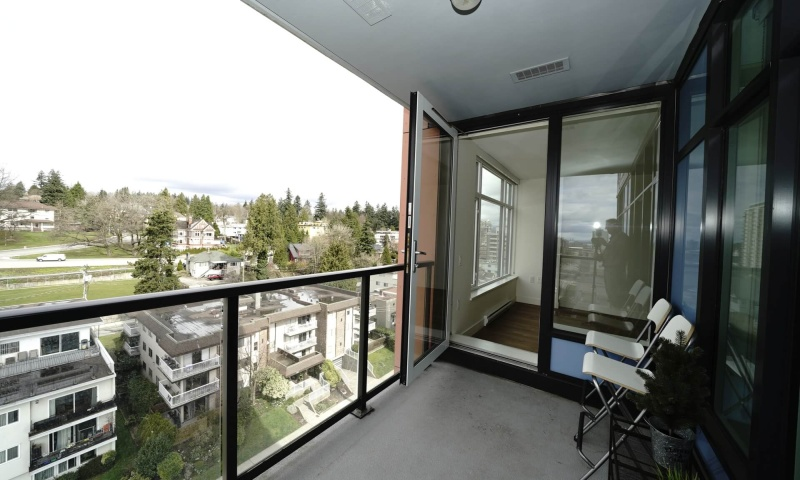 #9xx-188 Agnes Street, New Westminster, 1 Bedroom Bedrooms, ,1 BathroomBathrooms,Condo,Rented and Being Managed,Eliott,#9xx-188 Agnes Street, New Westminster ,1041