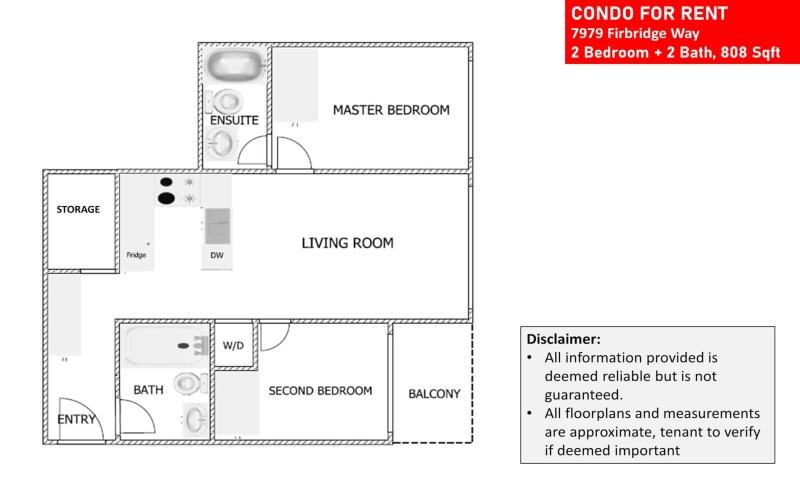 1xxx-7979 Firbridge Way, Richmond, 2 Bedrooms Bedrooms, ,2 BathroomsBathrooms,Condo,Rented and Being Managed,1xxx-7979 Firbridge Way, Richmond,1056